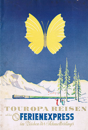 Touropa-Ferienexpress
